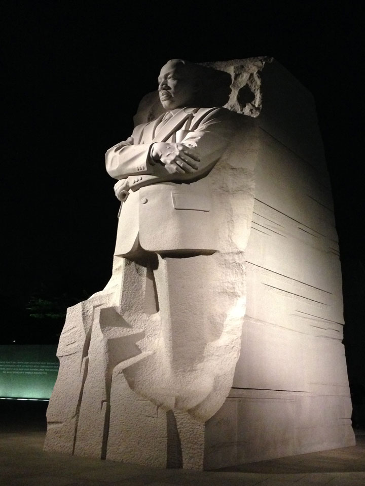 Dr. Martin Luther King, Jr. monument